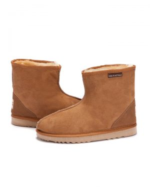 Ankle Boots Chestnut