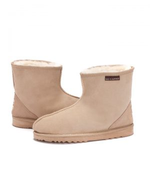 Ankle Boots Sand
